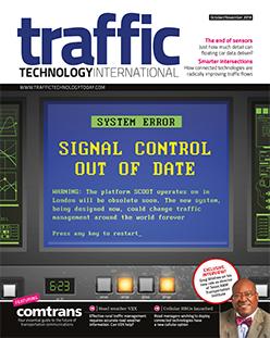 Traffic Technology International Magazine Oct/Nov 2018