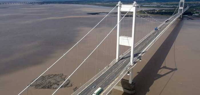 UK government brings an end to over 50 years of tolling on Severn Crossing bridges