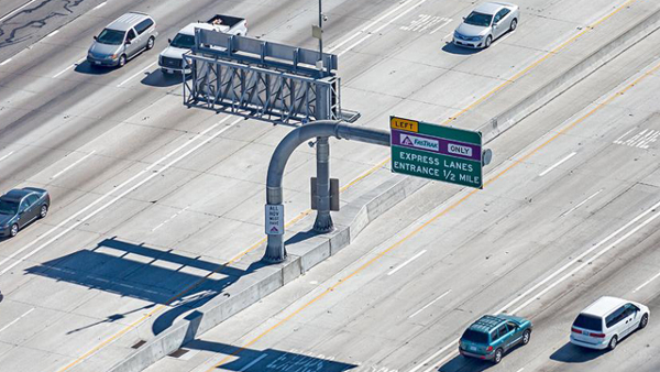 TransCore to implement back-office system for Los Angeles County's ExpressLanes