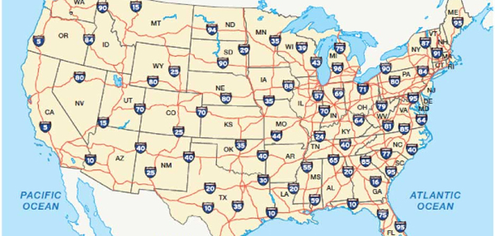 Report says USA\'s aging Interstate highways need complete ...