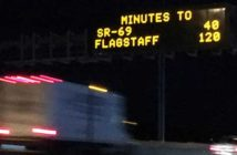 Inrix-sourced travel time information added to Arizona's I-17 corridor