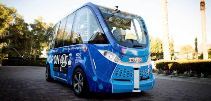 RTC and Las Vegas gets federal grant to trial autonomous shuttles for access to healthcare