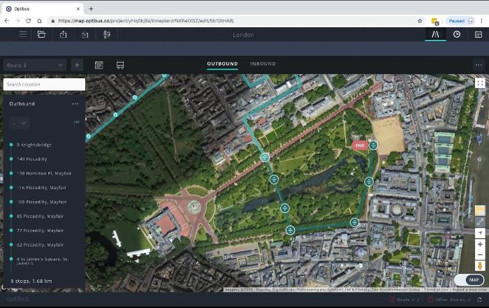 Optibus adds intelligent Route Planning to its mass transportation