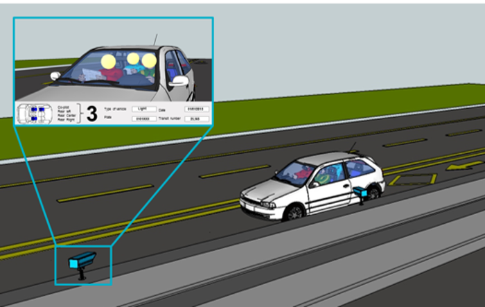 Indra's HOV detection system tops real-world trials in California
