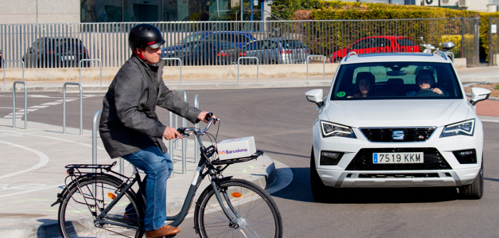 Telefónica and SEAT demonstrate 5G C-V2X use cases in Barcelona