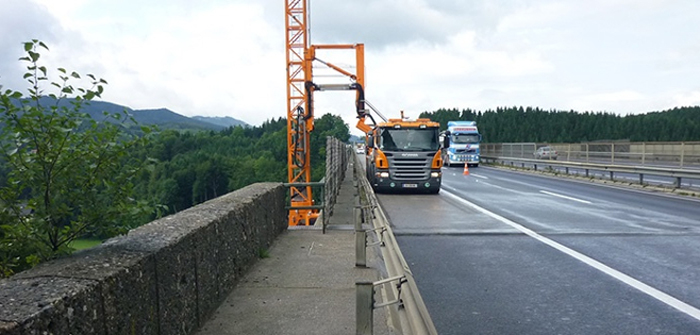 Palfinger creates joint venture to revolutionize bridge inspection