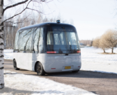World-first: all-weather autonomous shuttle bus