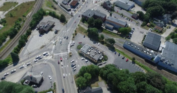 The City of Portland reduces travel times at Maine's busiest intersection by 20%