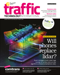 Traffic Technology International Magazine February/March 2019