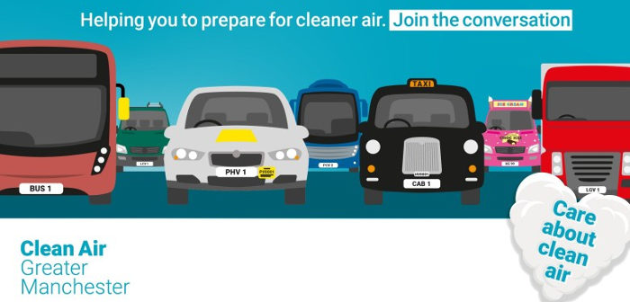 Arup appointed as lead advisor for Greater Manchester's Clean Air Plan