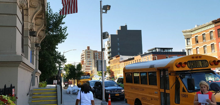 New York City Reinstates And Expands School Zone Speed Camera Program Traffic Technology Today