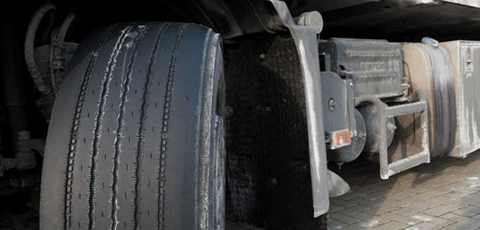 UK Government proposes ban for old tires on heavier vehicles