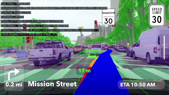 Mapbox and Luxoft to introduce AI and AR to in-vehicle