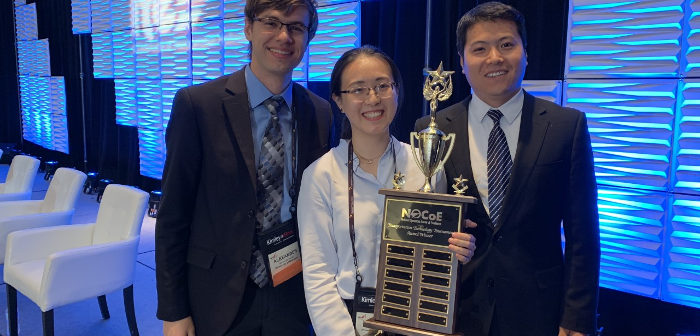 University of Michigan team wins national Transportation Technology