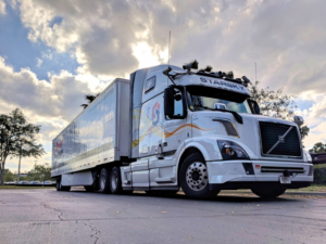 Loadsmart and Starsky complete first 'end-to-end' autonomous