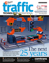 Traffic Technology International Magazine September 2019