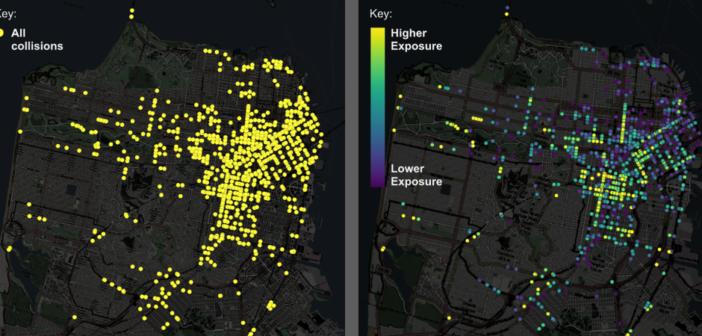 StreetLight Data adds bicycle and pedestrian metrics to its platform