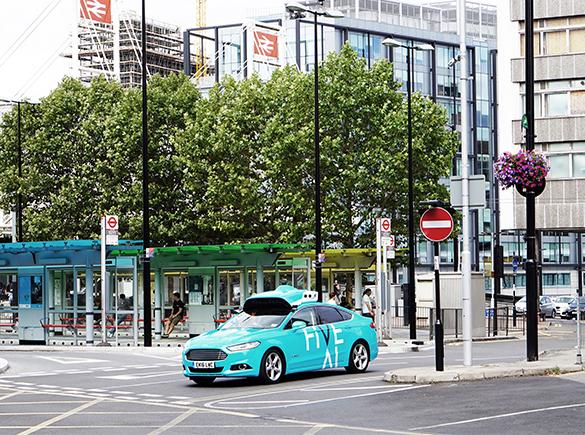 StreetWise AV testing Croydon