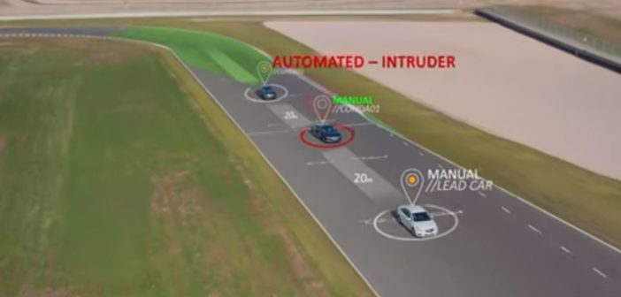 Cohda developing advanced truck platooning system