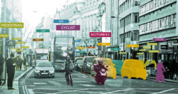 UK Government funding for traffic congestion-reduction projects