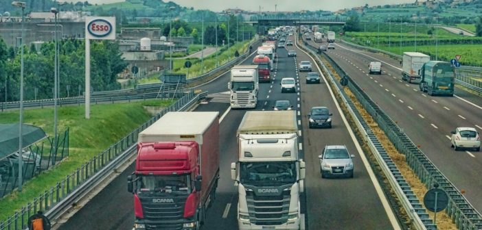 IRU world road transport organisation report calls for governments to provide financial incentives to improve road safety