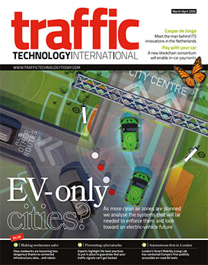 Traffic Technology International Magazine March 2020