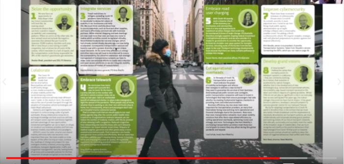 VIDEO: Traffic Technology International launches new digital magazine platform