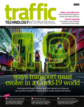 Traffic Technology International Magazine July 2020