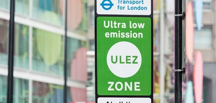 Expansion of world's first Ultra Low Emission Zone by 18x draws closer with installation of cameras