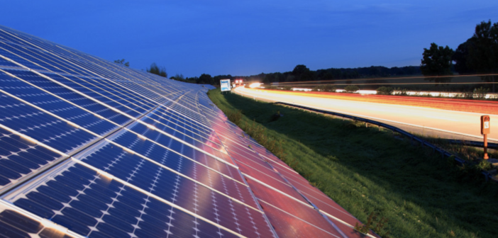 First-ever highway mapping for solar roadside development announced