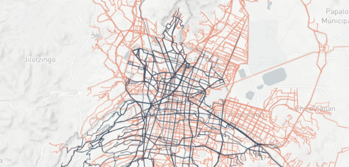 World 'city mapper' to add informal transport data to public transport networks in 30 cities by 2023