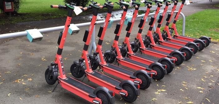 E-scooter operator Voi  to triple its UK fleet size