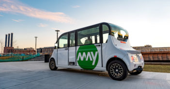 May Mobility and Via announce partnership to add robotaxis to transit services