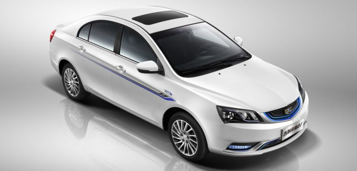 China's Baidu to provide intelligence to new range of Geely EVs