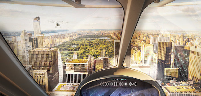 Volocopter urban air taxi service set to land in US cities