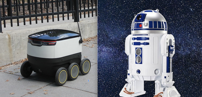 EXCLUSIVE: How R2D2 is inspiring sidewalk-robot safety