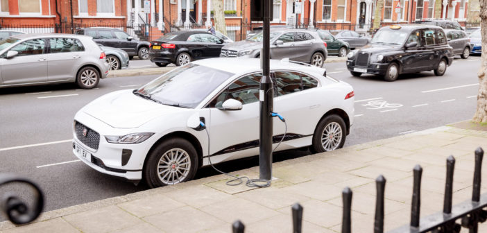 Westminster, London, reaches 1,000 EV charge point landmark