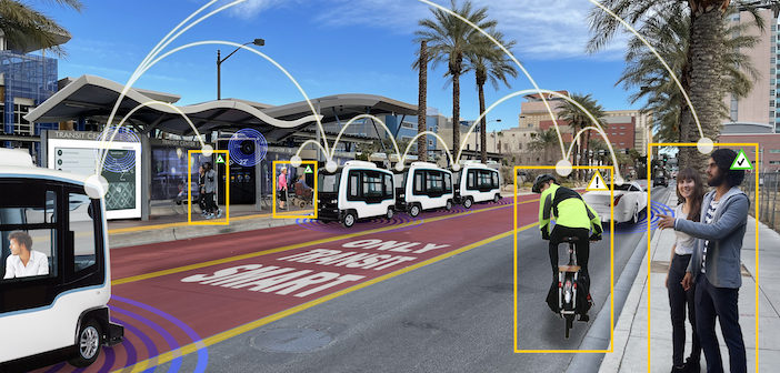 Las Vegas plans autonomous vehicle deployment in medical district