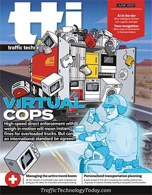 Traffic Technology International Magazine June 2021