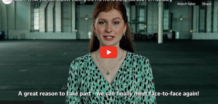 VIDEO: ITS World Congress Hamburg official preview