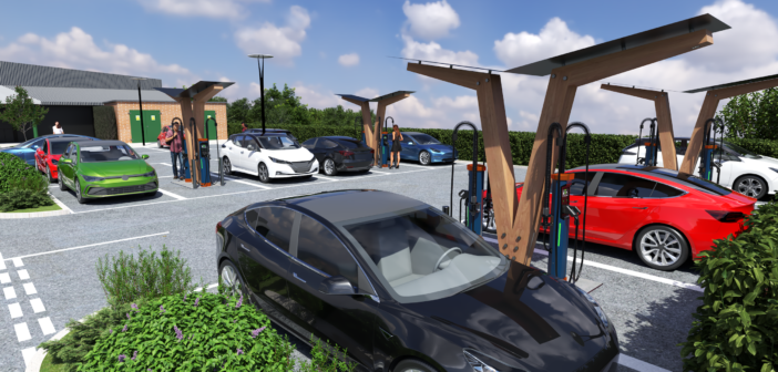 Osprey Charging to install 150 rapid electric vehicle charging hubs across the UK