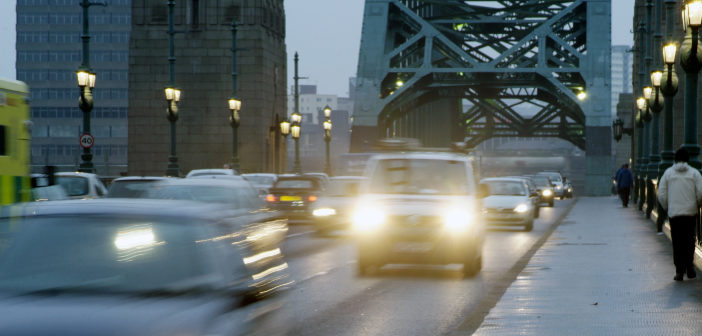 Yunex Traffic wins Clean Air Zone contract in Newcastle, UK