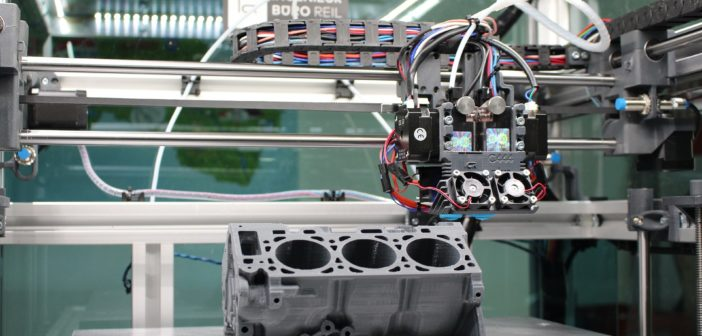 TTi publisher partners with Additive International 2022 Summit to showcase 3D-printing technology