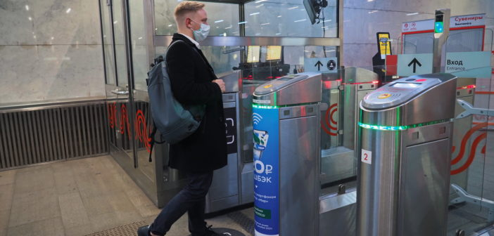 Moscow Metro launches biometric Face Pay across entire network