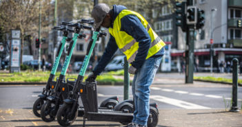 APCOA and TIER form international partnership to improve micromobility options