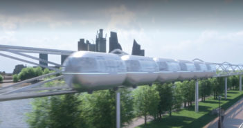 Autonomous mass transit system could be the future of smart, sustainable urban transport