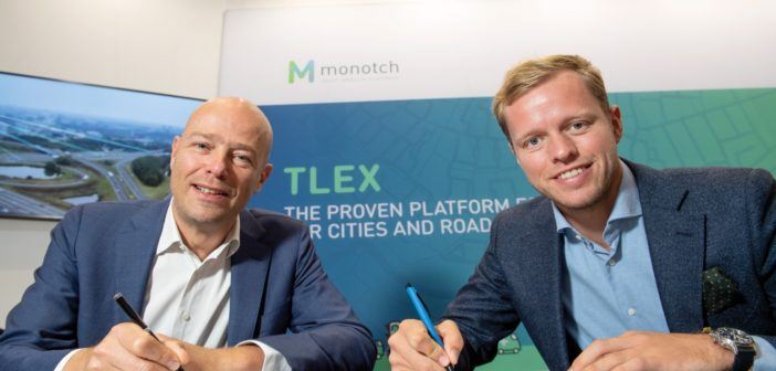 Monotch and Be-mobile to bring live, large-scale C-ITS to Belgium and beyond